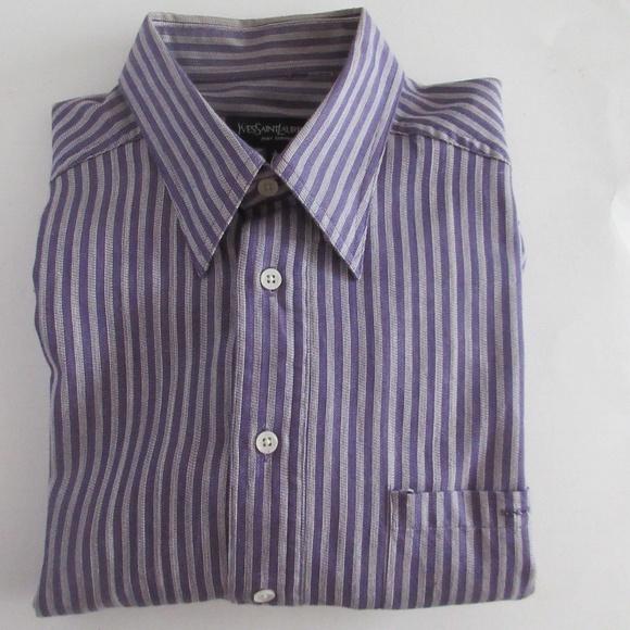 Yves Saint Laurent Other - Yves Saint Laurent Men's Dress Shirt NWOT